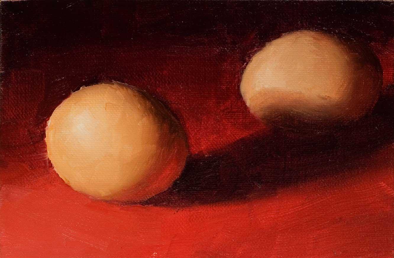 Two-Eggs-Painting-Seamus-Berkeley