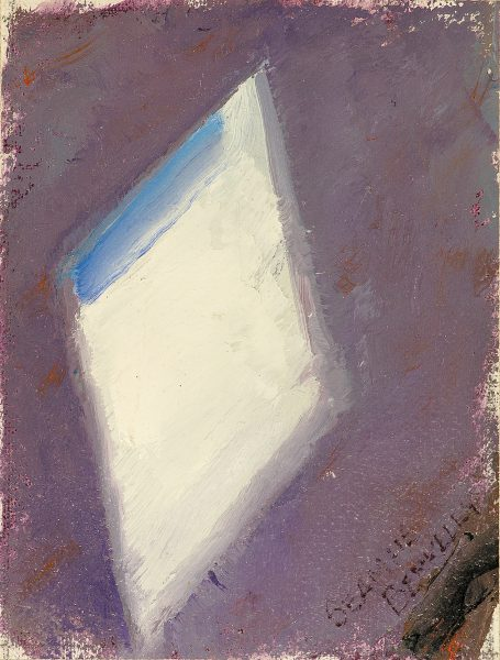 Light Violet Painting Seamus Berkeley