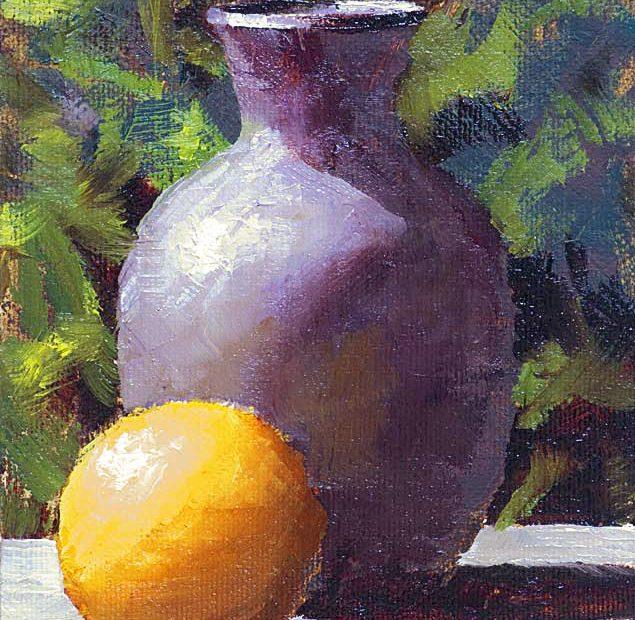 Victorias Vase Painting Seamus Berkeley